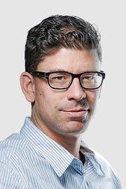 Jérôme Martinu, stellvertretender Chefredaktor.