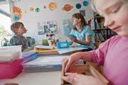 In anderen Kantonen – hier in Zürich – ist Homeschooling längst gang und gäbe. (Bild: Keystone/Gaetan Bally (Zürich, 12. Mai 2009))