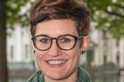 Sie ist die neue OK-Präsidentin für das Luzerner Fest: Corinne Imbach. (Bild: pd)