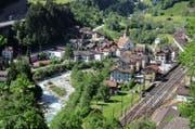 Ein Blick auf die Gemeinde Gurtnellen. (Symbolbild) (Bild: PD/gurtnellen.ch)