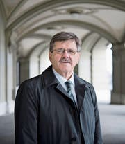 Eduard Gnesa war zuletzt Sonderbotschafter. (Bild: Simon Tanner/NZZ (Bern, 03. Februar 2015))
