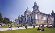 Die nordirische Hauptstadt Belfast. (Bild: www.ireland.com)