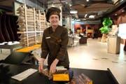 Platz 5 in der Kategorie Erlebnislocation: Aeschbach Chocolatier in Root. (Bild: Eveline Beerkircher (Root, 6. Mai 2014))