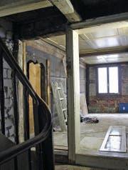 Tür mit typischem Kielbogen der Spätgotik. Bild: PD