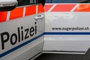 Einsatzwagen der Zuger Polizei (Symbolbild). (Bild: Keystone)