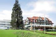 Andreas Klinik in Cham. (Bild: PD)