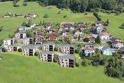 Ein Blick auf die Gemeinde Kerns. (Bild: PD)