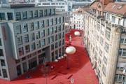 Die Raiffeisenbank vollzieht in Sachen Informatik eine Portfoliobereinigung. (Bild: Benjamin Manser (St. Gallen, 4. April 2013))