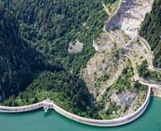 Das Projekt e-can garantiert Strom aus Schweizer Wasserkraftwerken. (Bild: Alessandro Della Bella/Keystone (Château-d'Oex, 4. Juli 2011))