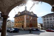 Die neue Schwyzer Kantonsverfassung tritt 2013 in Kraft. (Bild: Keystone)
