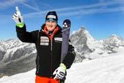 Zuversichtlich, auch wenn er weiss, dass diese Saison alles andere als einfach wird: Stéphane Cattin, der neue Schweizer Alpinchef. (Bild: Keystone/Jean-Christophe Bott)