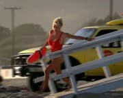 Pamela Anderson in der TV-Serie «Baywatch». (Bild: Screenshot)