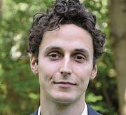 Der Politikwissenschaftler Leon Valentin Schettler forscht an der Universität Potsdam. Bild: PD (Bild: PD)