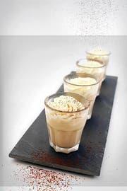 Wiener Eiskaffee mit Kirsch. (Bild: PD)