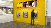 NCR rechnet vor, dass mit den neuen Geräten 80 Prozent der banküblichen Dienstleistungen abgewickelt werden könnten. (Bild: PD)