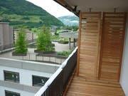 Das neue Zentrum Rubiswil ergänzt das Angebot der bisherigen Häuser Abendruh und Eigenwies. (Bild: pd / Bruno Marty)