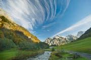 Der Alpbach im Erstfeldertal. (Bild: Archiv/UZ)