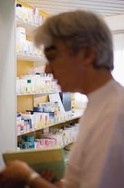 2,2 Prozent der Gesundheitskosten fliessen heute in die Prävention. (Bild: Gaëtan Bally/Keystone)
