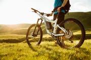 Ein nachgerüstetes E-Bike aus dem Hause Maxon. (Bild: PD)