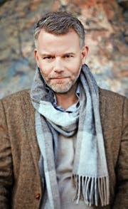 Der schwedische Erfolgsautor Arne Dahl hat eine Vorliebe für Krimiserien. Hat er gerade wieder eine gestartet? (Bild: Sarah Arnald/PD)
