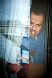 Der freigesprochene ehemalige Primarlehrer Claudio Rossi (47) gestern in Luzern.