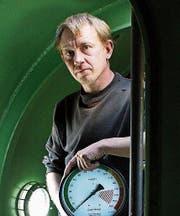 Der angeklagte Peter Madsen. (Bild: Niels Hougaard/AP)