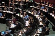 Sie werden über die Vorschläge am kommenden Montag debattieren: die Mitglieder des Luzerner Kantonsrates. (Bild: Nadia Schärli / Neue LZ)