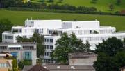Der Firmensitz von Glencore in Baar. (Bild: Stefan Kaiser / Neue ZZ)
