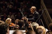 Am 12. Oktober ist in Japan auch ein Konzert mit Mitgliedern des Lucerne Festival Orchestra unter der Leitung von Claudio Abbado geplant. (Bild: Lucerne Festival / Yuri Bogomaz)