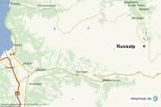 Die Ruosalp liegt zuhinterst im Bisistal, aber auf Urner Boden. Sie ist über Muotathal oder vom Klausenpass aus übers Balmer Grätli oder die Ruosalper Chulm erreichbar. (Bild: Karte: Stepmap/Robert Bachmann)