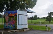 Einer der für die Öffentlichkeit zugänglichen Jugend-Container. (Bild: PD)