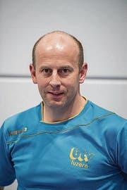 Trainer und Präsdent des BTV Luzern: Beni Boos. (Bild: Roger Grütter)