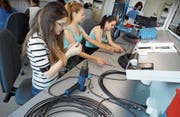 Die Domino Student School in Bulgarien profitierte von Unterstützung aus der Schweizer Kohäsionsmilliarde. (Bild: PD)