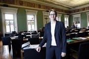 Claudia Mund ist am 22. Mai zur neuen Zuger Datenschützerin gewählt worden. (Bild: Werner Schelbert / Neue ZZ)