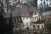 Der Kanton mietet das Salesianum auch in Zukunft als Unterkunft für Asylsuchende. (Bild: Stefan Kaiser (Zug, 3. März 2016))