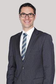 Christian Blunschi, Fraktionschef CVP. (Bild: PD)
