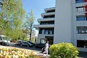 Das Kinderspial in Luzern, hier in einem Bild vom April 2014. (Bild: Archiv Nadia Schärli / Neue LZ)