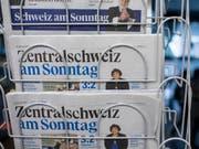 Interviews mit zwei SVP-Bundesräten: Das und mehr bieten die Sonntagszeitungen. (Archivbild) (Symbolbild: Alexandra Wey/Keystone)