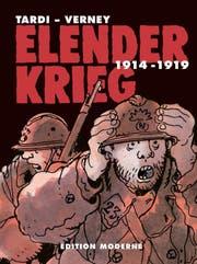 «Elender Krieg» von Tardi (Bild: PD)
