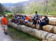 Jugendliche im 15-wöchigen Trainingscamp im Frühling 2012. Künftig soll dieses Angebot mindestens einmal jährlich stattfinden. (Bilder Stiftung Speranza)