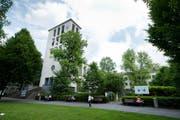 Die Lukaskirche beim Vögeligärtli ist Teil der reformierten Kirchgemeinde Luzern. (Bild: Dominik Wunderli)