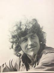 Benedikt Weibel 1968. (Bild: Privat)