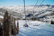 Verschneites Colorado. (Bild: Getty)