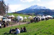 Impression vom letztjährigen Mittelaltermarkt. (Bild: PD)
