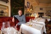 Samuel Vörös gehört das Restaurant Bodu in Luzern. (Bild Dominik Wunderli)