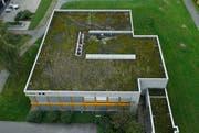 Hier herrscht erneut dicke Luft: Das Pflegezentrum in Baar. (Bild: Stefan Kaiser / Neue ZZ)