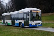 Auf dem vbl-Streckennetz werden in den kommenden Jahren Hybrid-Busse der neusten Generation getestet. (Bild: PD)