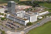 Roche gibt dem Standort in Rotkreuz mehr Gewicht. (Bild: Bruno Caflisch, ROCHE)