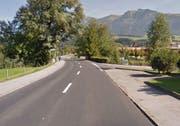 Bei dieser Kreuzung kam es zum tödlichen Unfall. (Bild: Google Maps)