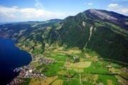 Arth: Malerisch gelegen am Zugersee, sehr tiefe Steuern im schweizerischen Vergleich und trotzdem mit Steuereinnahmenproblem. (Bild Sandro Portmann)